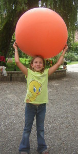 Klara Riesenballon Aug 06
