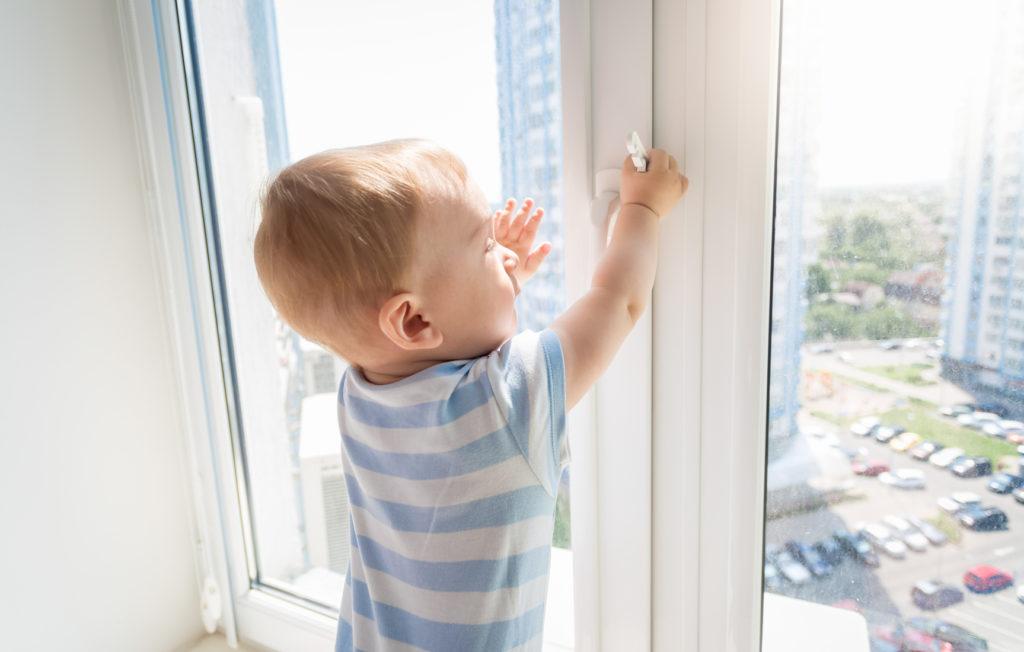 Zwei Kinder diese Woche nach Fensterstürzen verstorben: Nur ...
